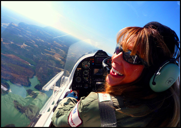 Inspired Pilot Interview With MayCay Beeler