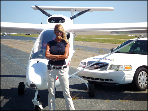 Interview With Inspiring Pilot MayCay Beeler