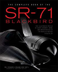 The Complete Book of the SR-71 Richard Graham